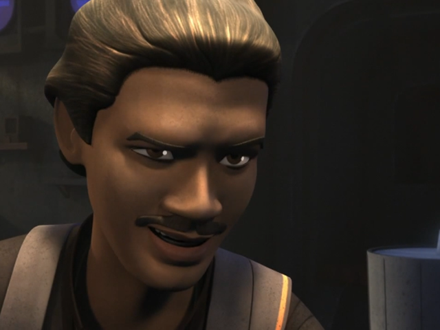 Even Animated, Lando Calrissian Is As Smarmy As Ever On <i>Star Wars Rebels</i>
