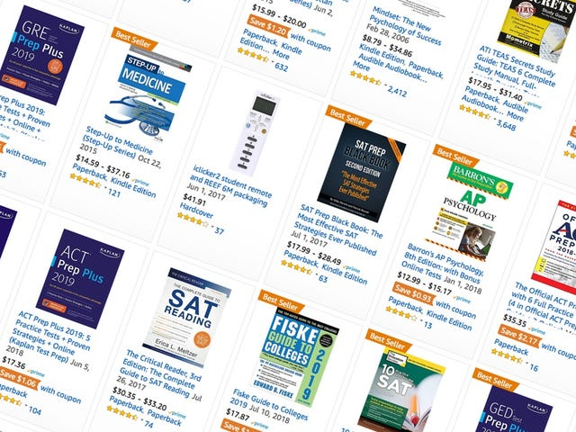 Amazon's Student Debt Relief Plan: 10% Off Your $100+ Textbook Order