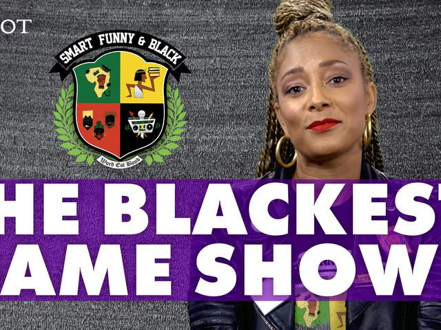 Smart, Funny and Black: Amanda Seales Has Created the Blackest Game Show Ever