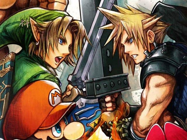 Tetsuya Nomura vs. <i>Smash Bros.</i>
