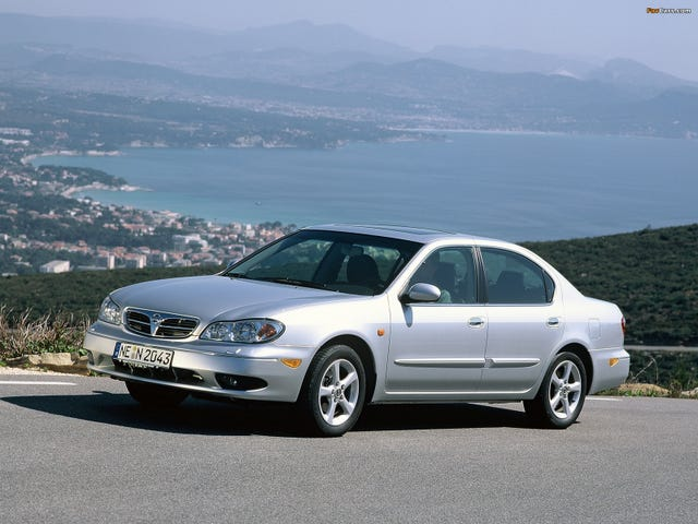Was the A33 Maxima QX ever available in a colour other than Silver?
