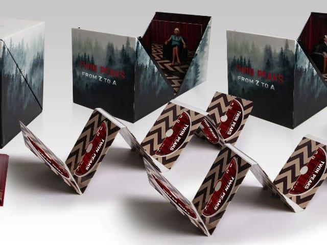 Kyle MacLachlan recuerda la llegada del agente Cooper's Twin Peaks en este clip de un magnífico conjunto de cajas nuevas