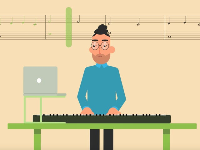 Skoove Teaches You to Play the Piano from the Comfort of Your Computer