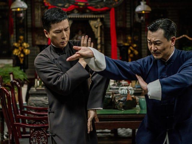 Die Kämpfe sind schwächer, aber die Geschichte in Donnie Yens letztem Ip Man-Film ist stärker