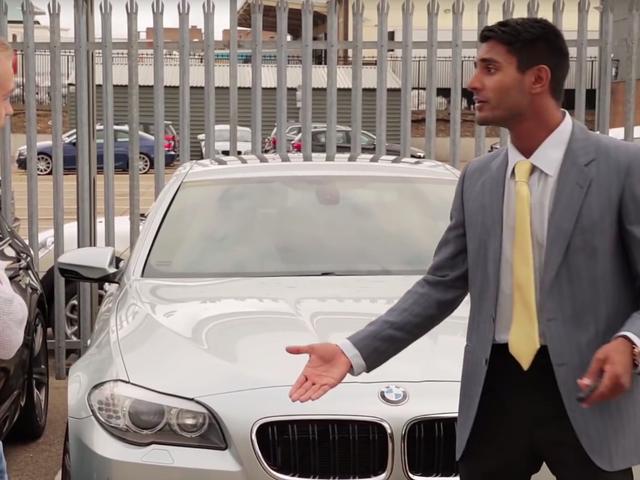 Jeśli The Bullshit Used Car Dealers Said By Prawdziwie Prawda