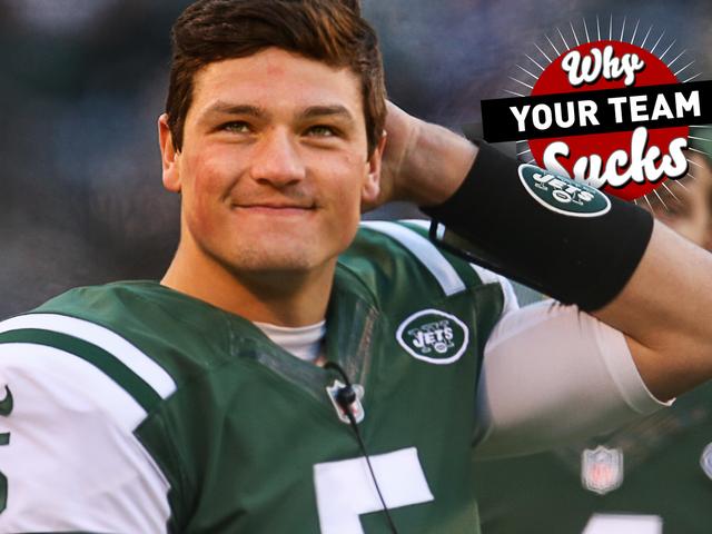 Pourquoi votre équipe suce 2017: les Jets de New York
