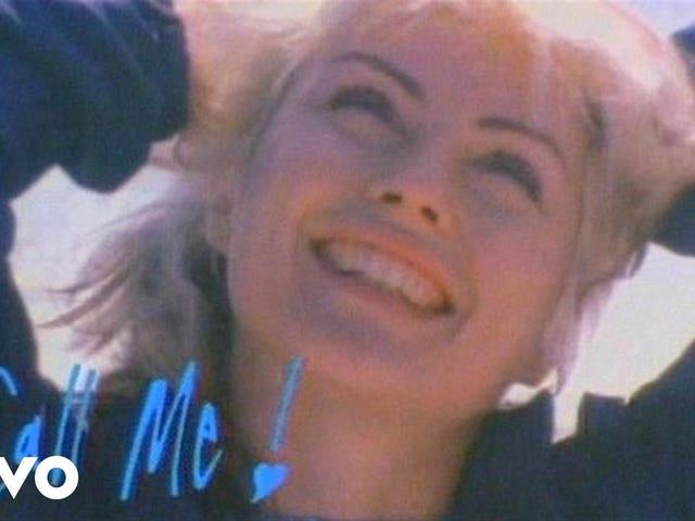 Track: Llámame    Artista: Blondie    Álbum: American Gigolo OST
