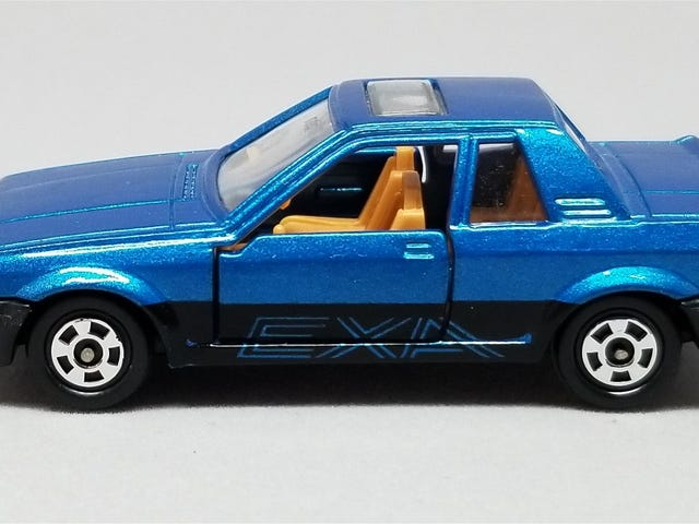 Radcast 2018: Tomica Nissan Pulsar Coupe EXA
