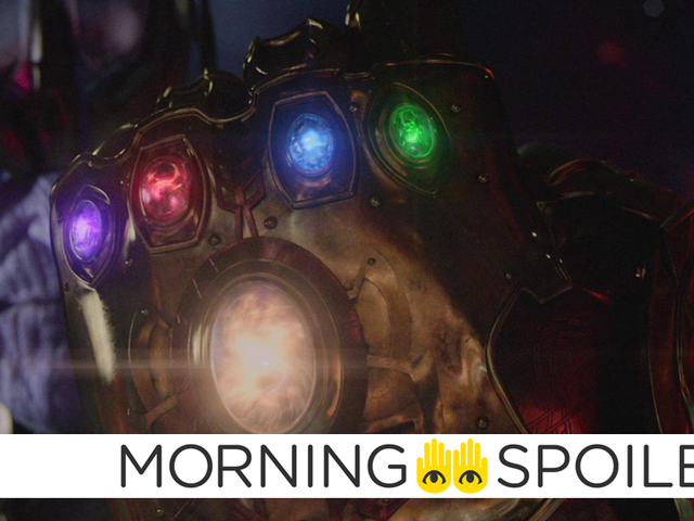 More Avengers: Infinity War Set Pictures Tease Yet Another Villain