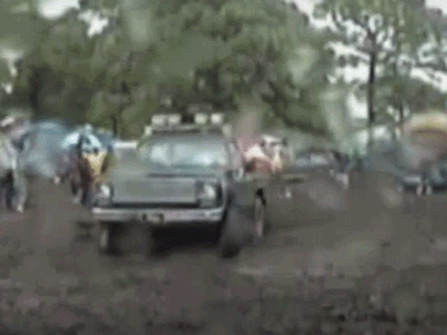 Florida Man Conquers Sebring Infield By Mudding During The 12 Hour Race