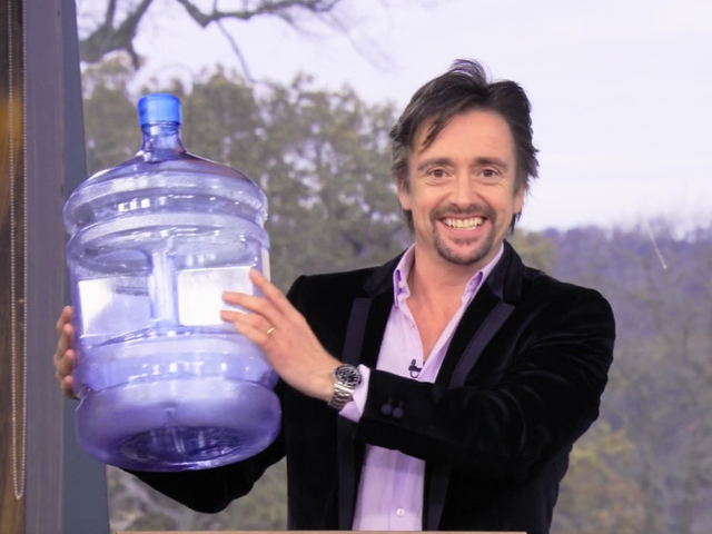 Richard Hammond Destroyed A $280,000 McLaren 720S By Filling Its Gas Tank With Water