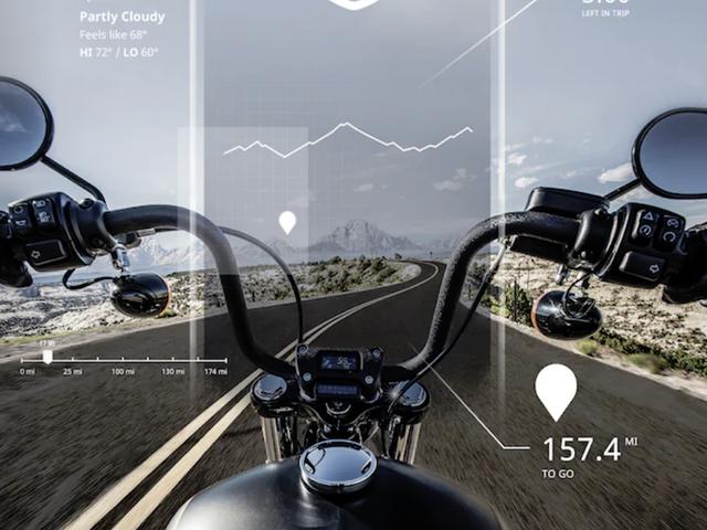 Elprodukt är innovatör av Harley Davidson, som är en av de ledande GPS-operatörerna.