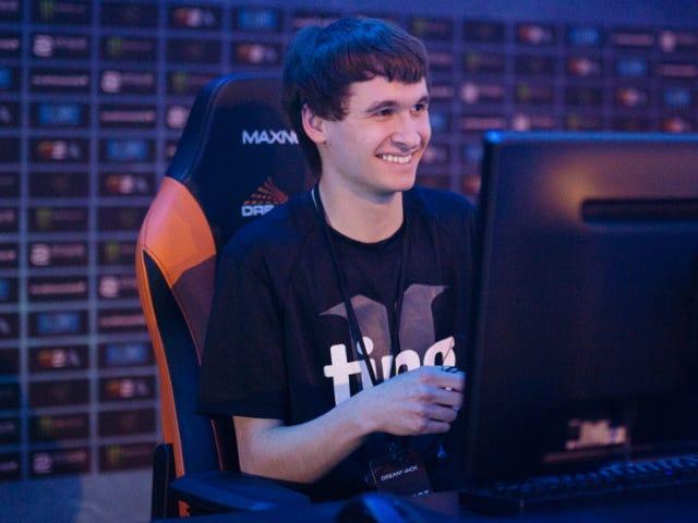 DreamHack Austin heeft de eerste Noord-Amerikaanse StarCraft Finalist In Ages