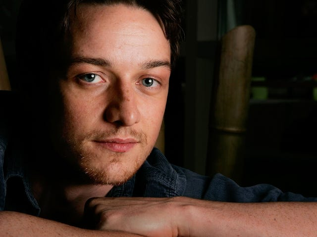 Y'all Seen This Photo of James McAvoy?