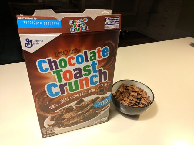 Chocolate Toast Crunch: The Oppositelock Review