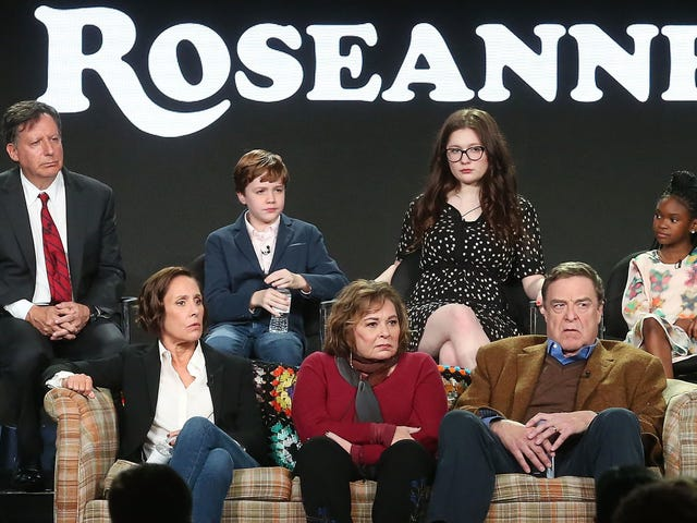 Roseanne Doesn't Normalize Trump-Supporting Racists. It's a Documentary
