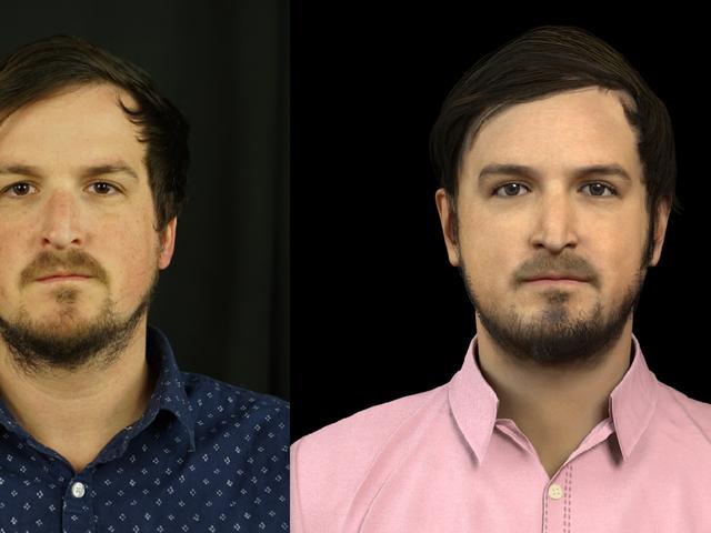 Detta företag satsar framtiden är personliga AI-avatarer, så det gjorde mig en