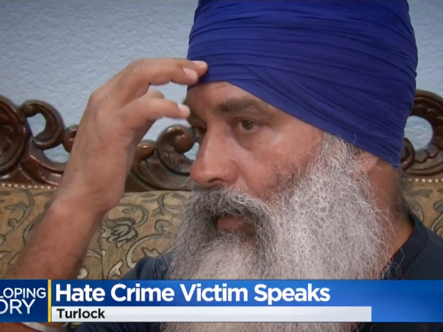 Sikh Man Attacked in Alleged Hate Crime Says His Turban Saved Him