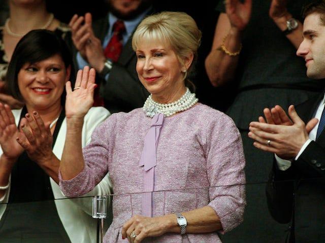 La First Lady della Florida è molto dispiaciuta che abbia letto un libro di circa 10 anni sulle prostitute