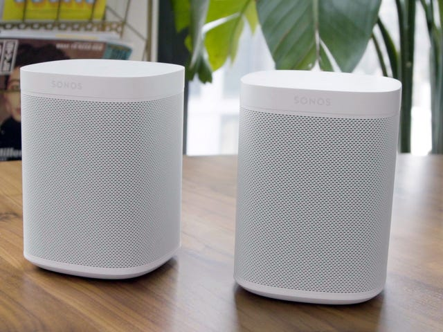 Sonos Finally Figured Out How to Get Google Assistant to Work on Its Smart Speakers