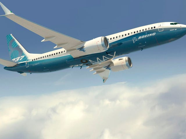 "737 MAX Analysis from Forbes: Boeing's Market Position ""Insulated"""