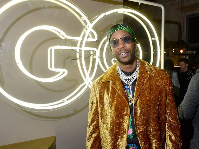 2 Chainz Isn't Letting the Virus Tell Him What to Do