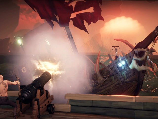 Sea Of Thieves' Newest Update Makes The Game More Surprising And More Satisfying