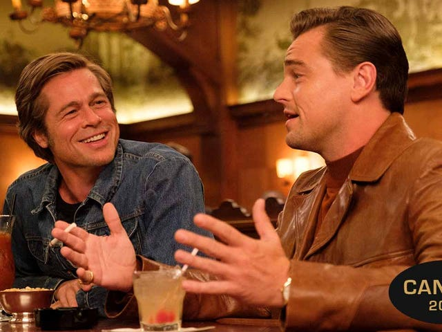 Quentin Tarantino fights the future in his funky, meandering, elegiac Once Upon A Time... In Hollywood