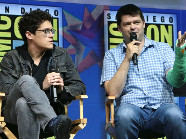 Phil Lord and Chris Miller Explain How Leaving Solo Made Spider-Verse and The Lego Movie 2 Better