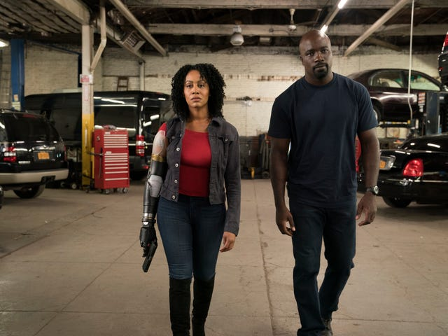 Luke Cage doesn't know what to do with its strongest characters