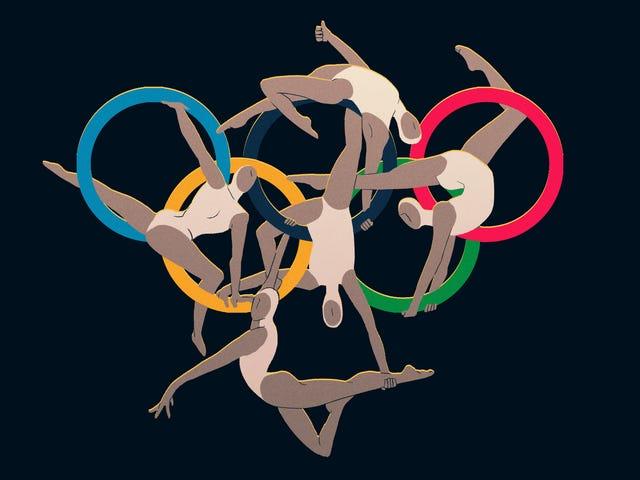 How Cirque Du Soleil Turns Gymnasts Into Artists