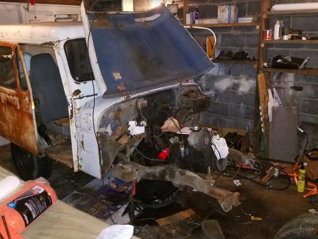 Denne helgen kan gjøre eller ødelegge mitt $ 500 Post Jeep-prosjekt