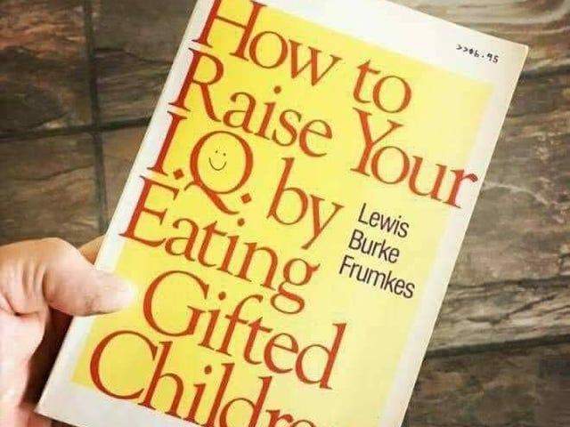 I've just eaten a kid