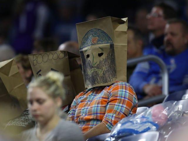 Hiermit erkläre ich die Lions zum miserabelsten NFL-Franchise