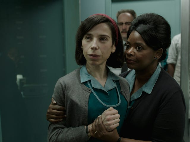 <i>The Shape of Water</i> Just Won the Oscar for Best Picture