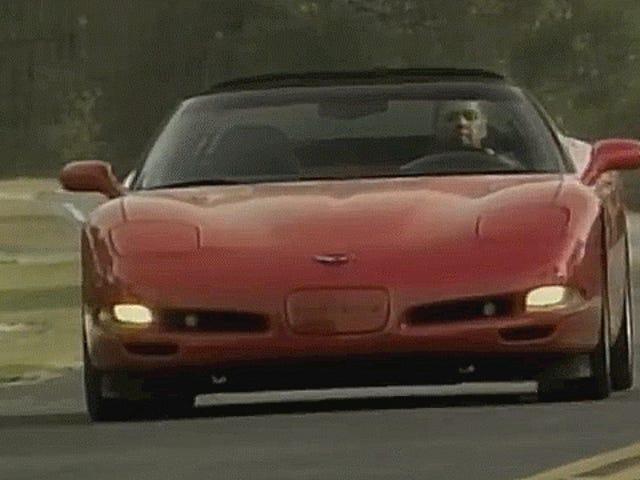 Die 1997 Chevrolet Corvette macht mich immer noch optimistisch