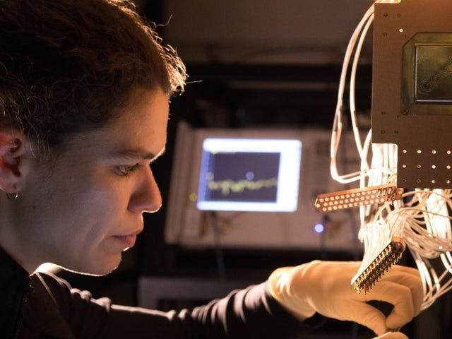 Google Unveils Largest Quantum Computer Yet, but So What?