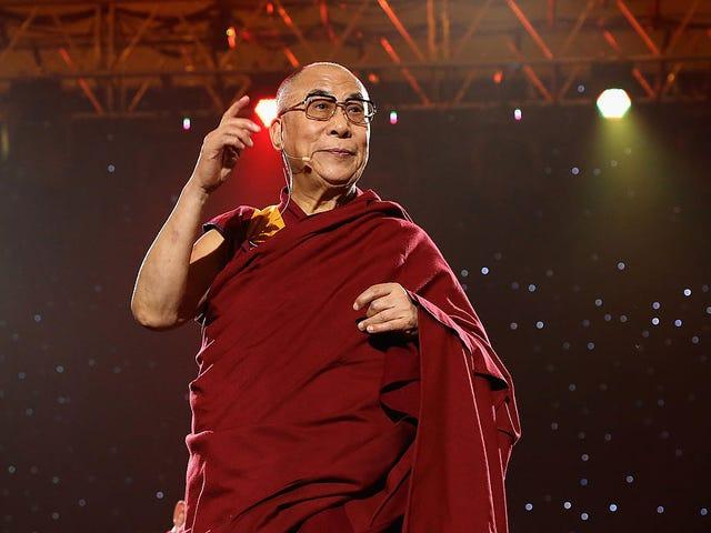 The Dalai Lama Still Thinks a Woman Successor Would Need to Be Hot