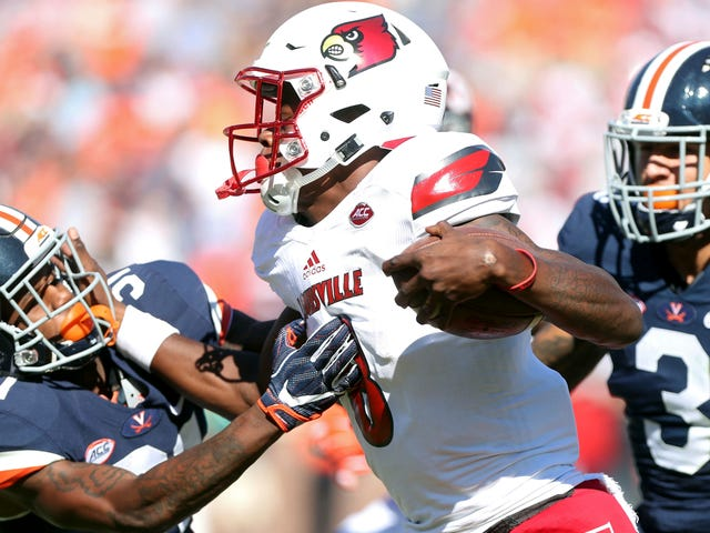 Shitty ACC Coastal Teams Keep Giving Louisville The Business
