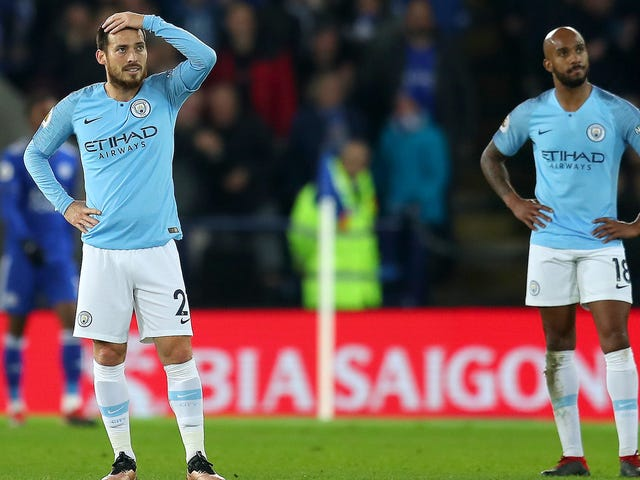Manchester City, de repente, tem as costas contra a parede