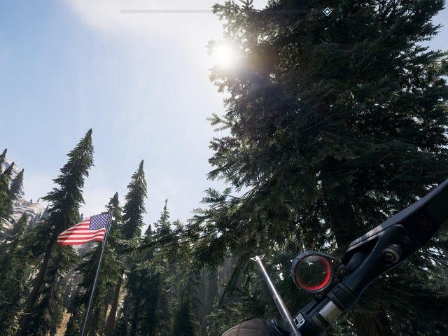 Far Cry 5 Smartly Prunes The Far Cry Skill Tree