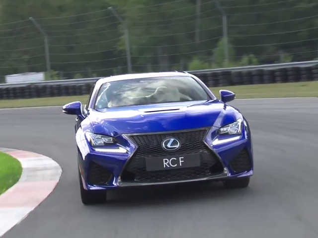 Is The Lexus RC F The Best M3 Fighter You Can Buy Right Now?