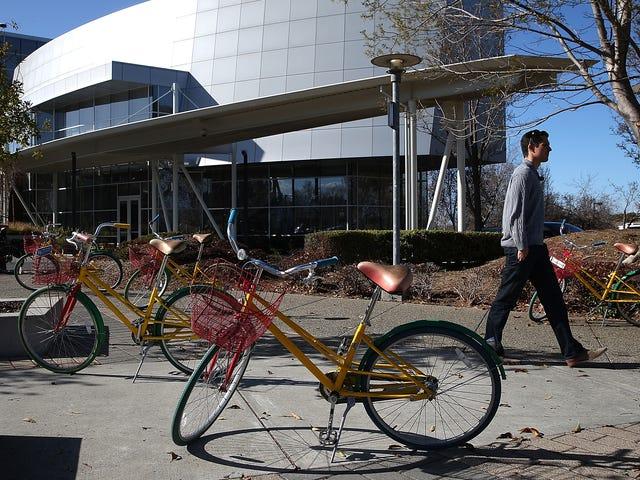 Informe: Google no puede dejar de atormentar sus bicicletas