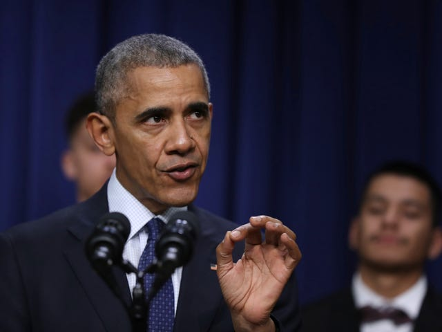 President Obama Says The U.S. Will 'Take Action' in Response to Russian Hacks