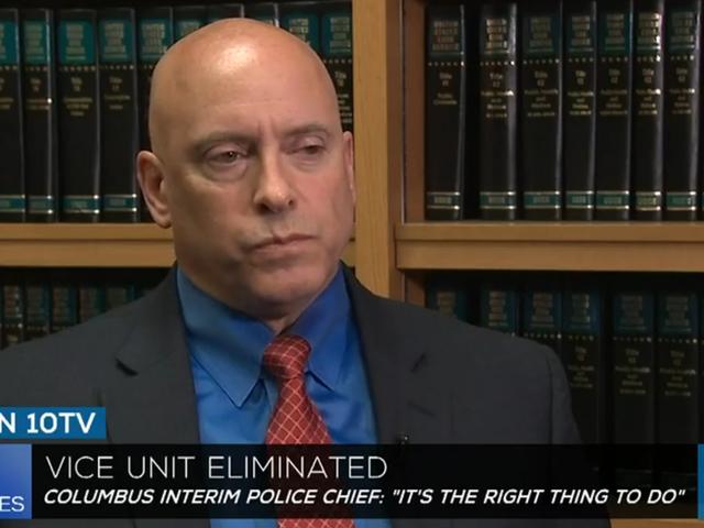 Columbus, Ohio: l'unité de police chargée des crimes moraux dissoute en raison de son penchant pour les crimes moraux