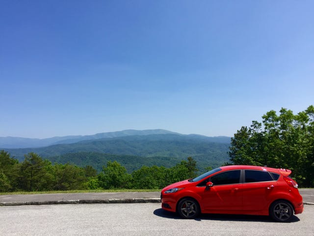Everything wrong with my $23,000 Fiesta ST
