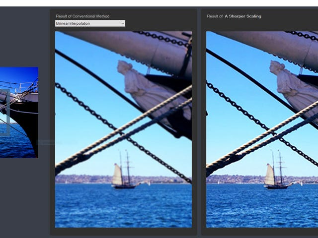 'A Sharper Scaling' Upscales Images Better Than Photoshop