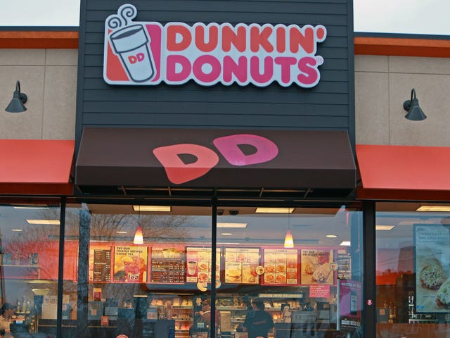 All-grown-up Dunkin' Donuts wants to focus on espresso game
