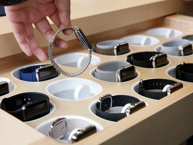 El Apple Watch ya se puede reservar (y probar) en 9 países
