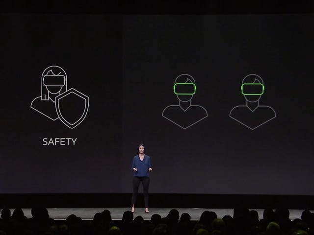 Oculus Is Trying to Get Ahead of Harassment In Virtual Reality